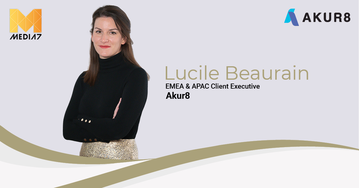 Q&A with Lucile Beaurain, EMEA & APAC Client Executive - Akur8