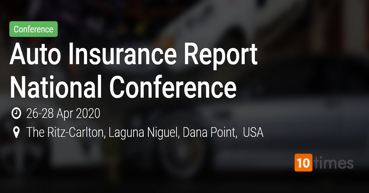 Auto Insurance Report National Conference