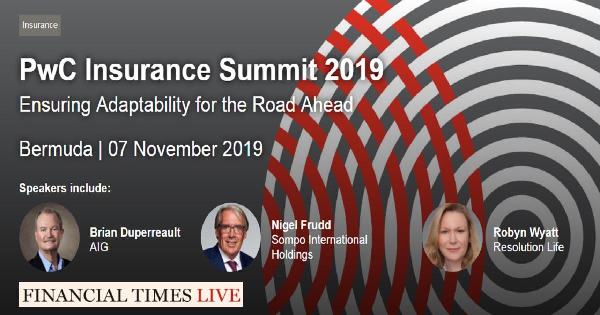 PwC Insurance Summit 2019