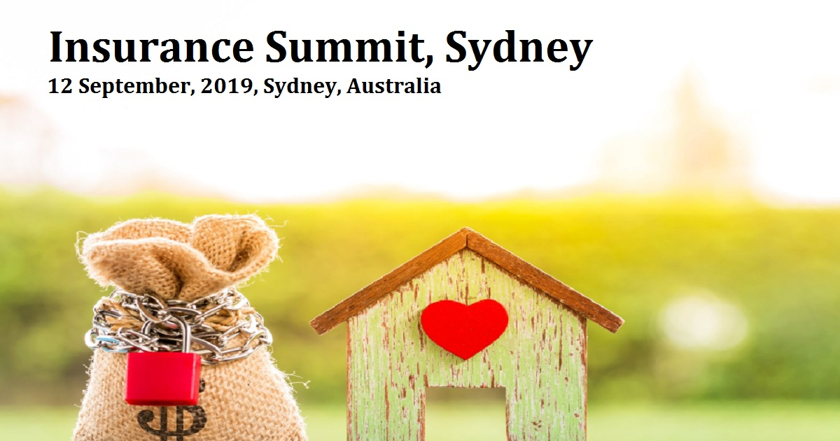 Insurance Summit, Sydney