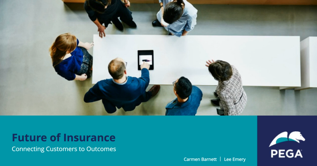 Future of Insurance: Connecting Customers to Outcomes