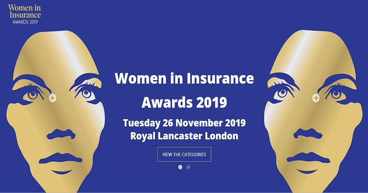 Woman in Insurance awards 2019