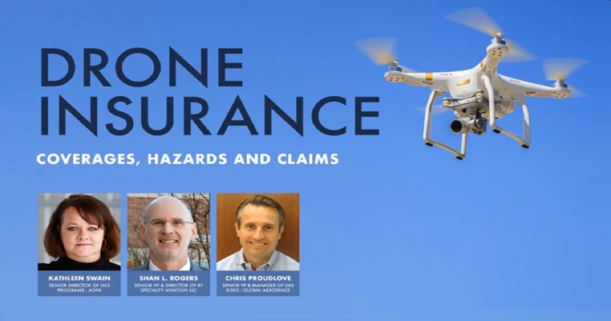 Drone Insurance: Coverages, Hazards and Claims