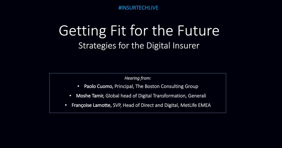 Webinar: Getting Fit for the Future – Strategies for the Digital Insurer