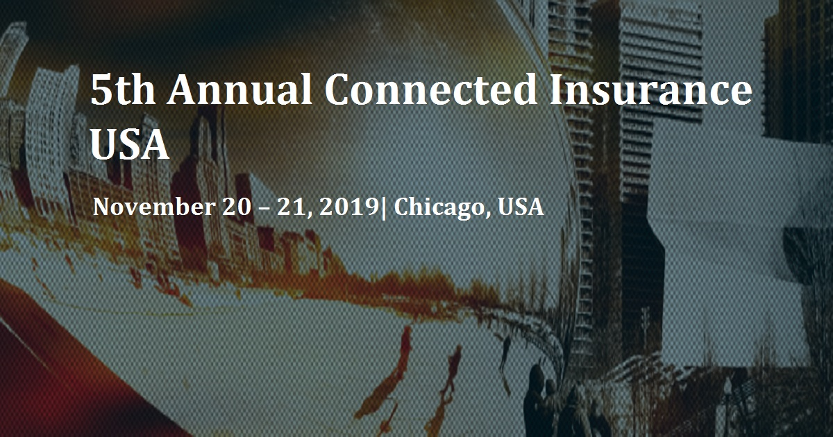 5th Annual Connected Insurance USA