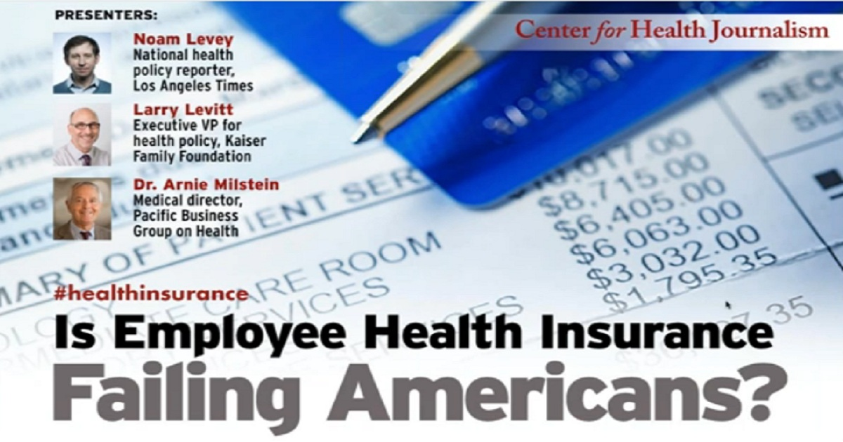 Is Employee Health Insurance Failing Americans?