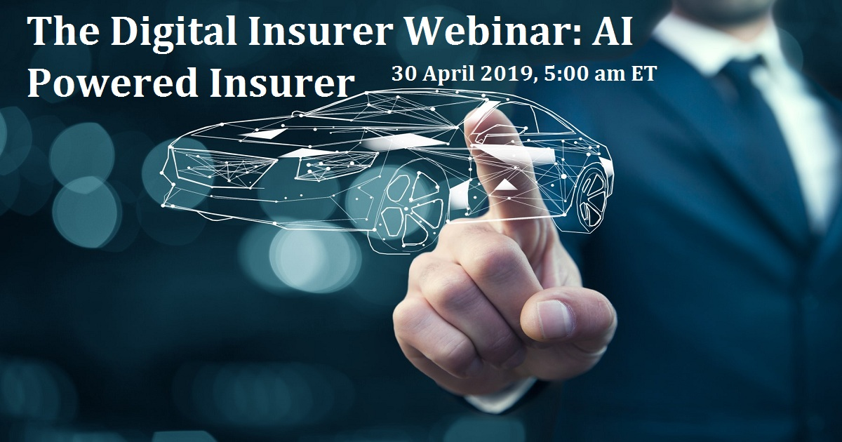 The Digital Insurer Webinar: AI Powered Insurer