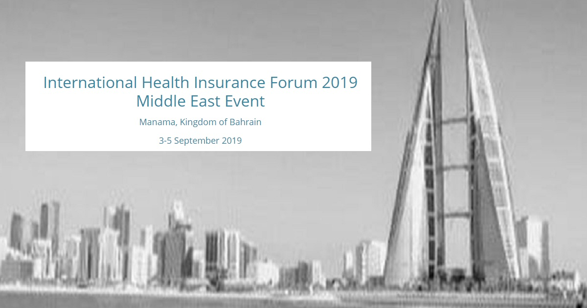 International Health Insurance Forum 2019