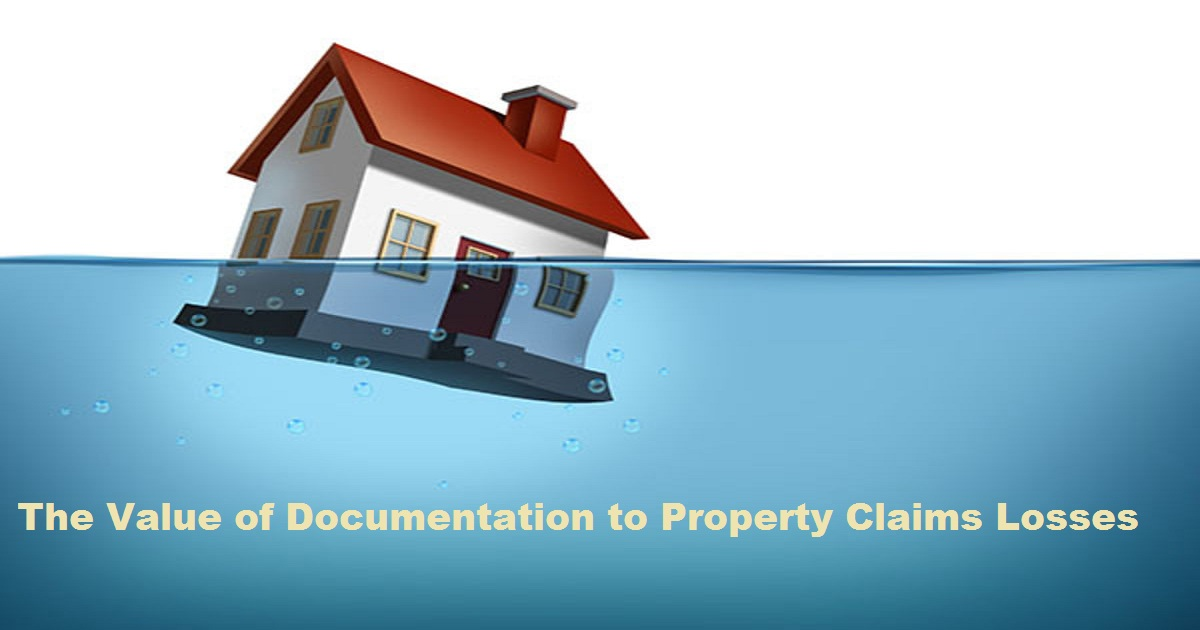The Value of Documentation to Property Claims Losses