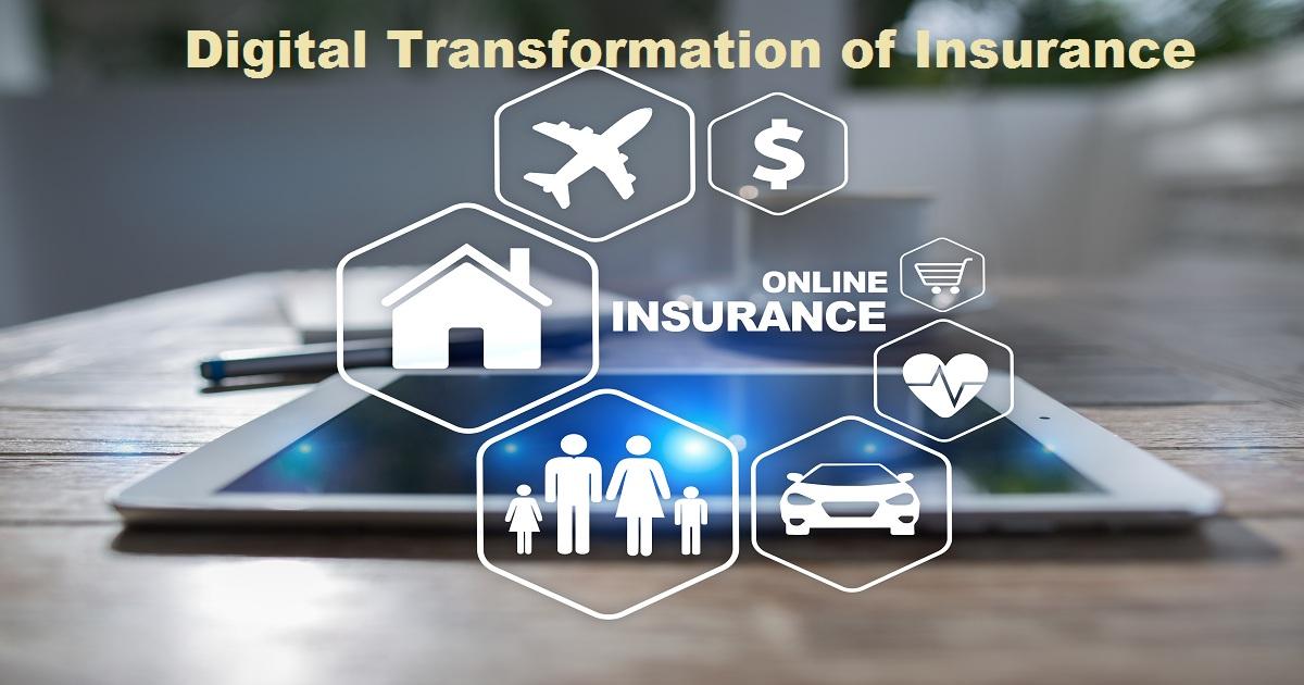 Digital Transformation of Insurance