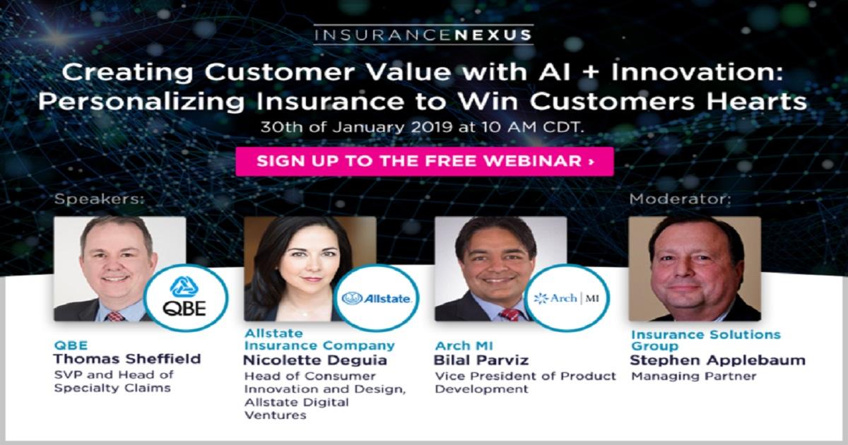 Personalizing Insurance To Win Customer Hearts