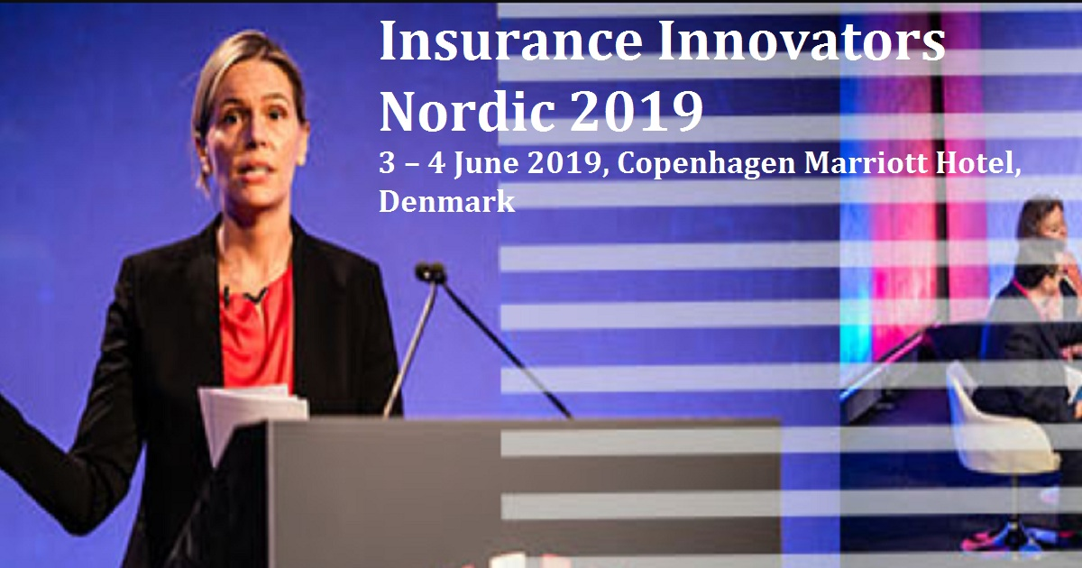 Insurance Innovators Nordic 2019