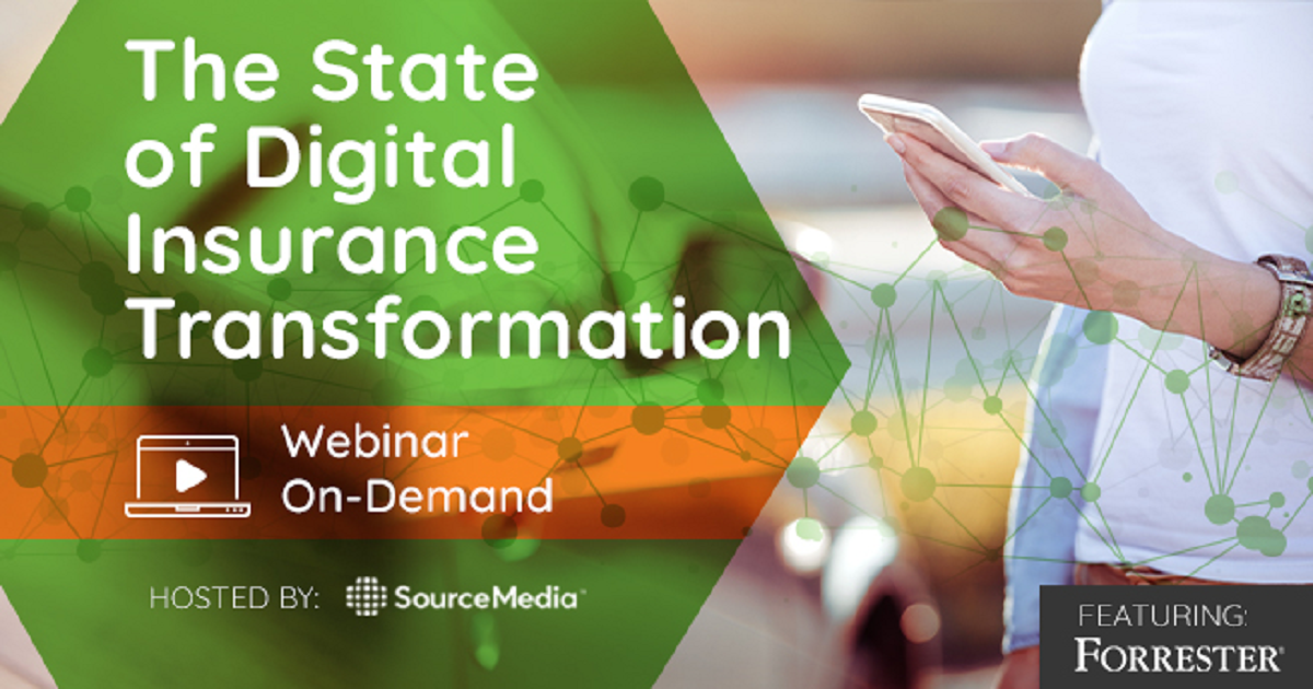 On Demand Webinar: The State of Digital Insurance Transformation
