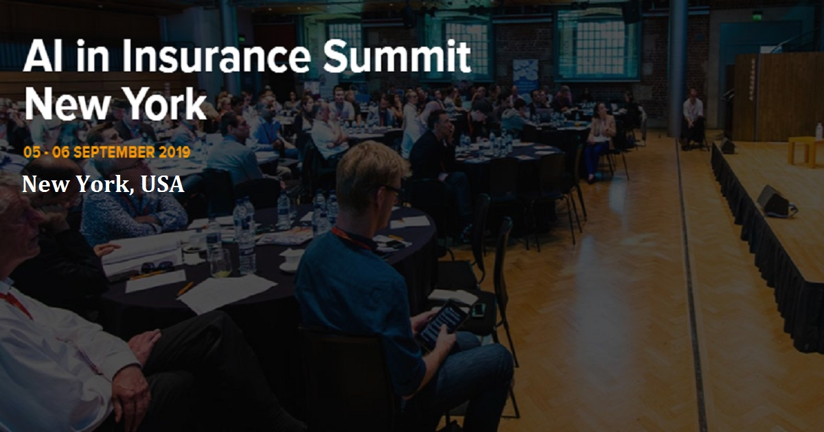 AI in Insurance Summit