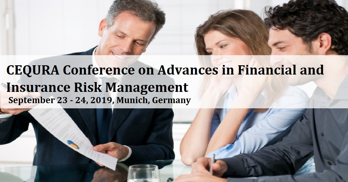CEQURA Conference on Advances in Financial and Insurance Risk Management
