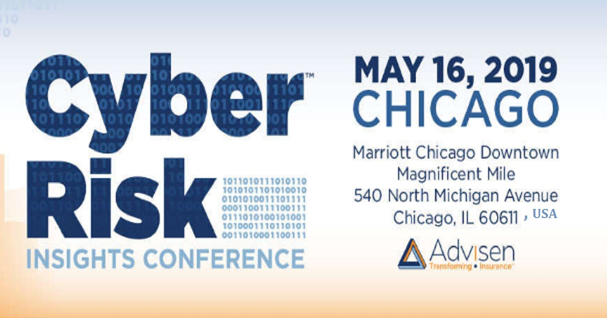 2019 Cyber Risk Insights Conference