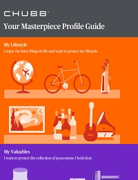 CHUBB YOUR MASTERPIECE PRO¬LE GUIDE