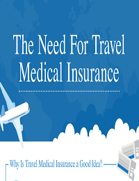 THE NEED FOR TRAVEL MEDICAL INSURANCE