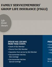 FAMILY SERVICEMEMBERS' GROUP LIFE INSURANCE (FSGLI)