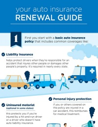 UNDERSTANDING YOUR AUTO INSURANCE (RENEWAL GUIDE)