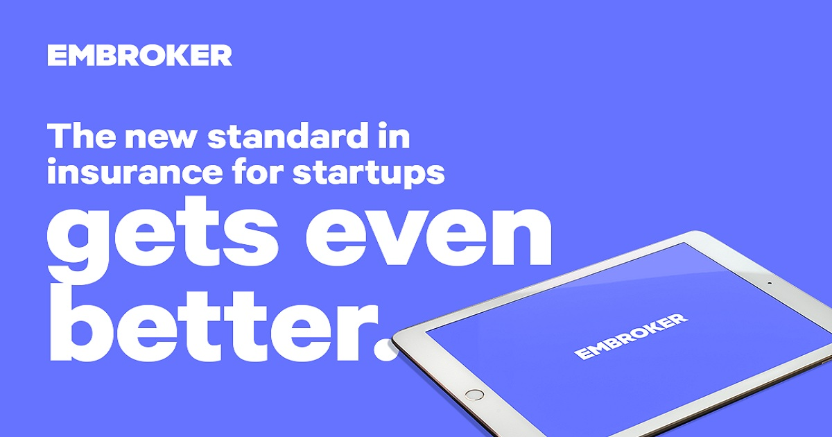 THE NEW STANDARD IN INSURANCE FOR STARTUPS GETS EVEN BETTER